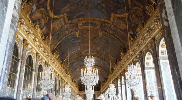 凡尔赛宫内装饰
