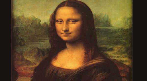 卢浮宫蒙娜丽莎