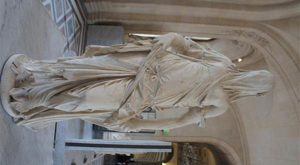 卢浮宫雕塑