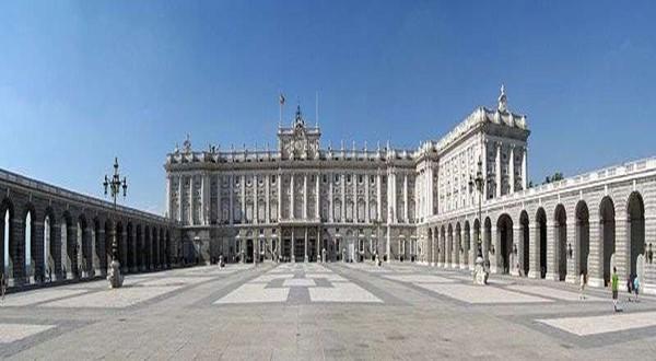 马德里皇宫建筑