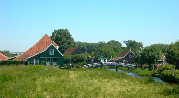 阿姆斯特丹景观
