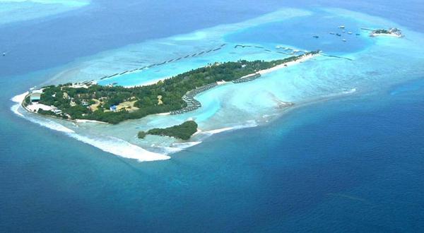 长滩岛岛屿