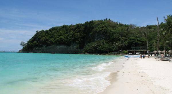 长滩岛沙滩