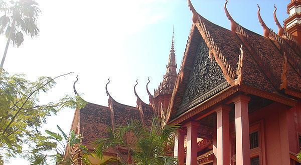 柬埔寨国家博物馆建筑