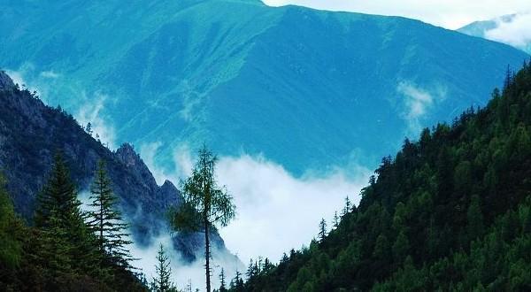 蓝山国家公园风景