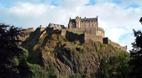 爱丁堡景点
