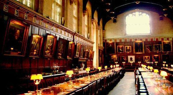 牛津大学基督教会学院图