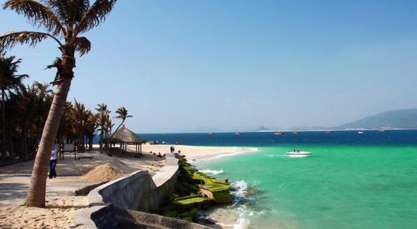 《椰风海岸》-海口往返双飞六日游