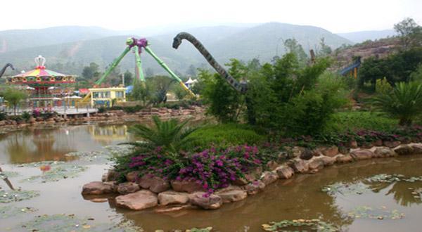 世界恐龙谷风景