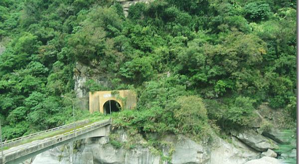 太鲁阁国家公园-燕子洞入口