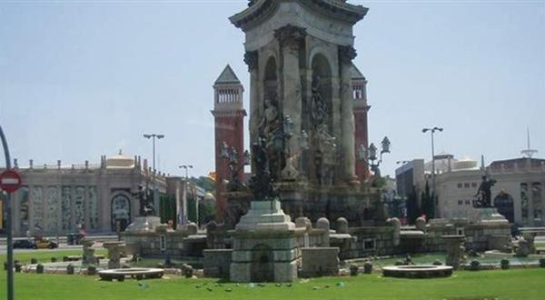 西班牙广场一景