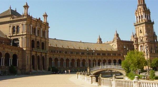 西班牙广场建筑
