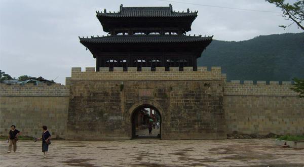 昭化古城建筑