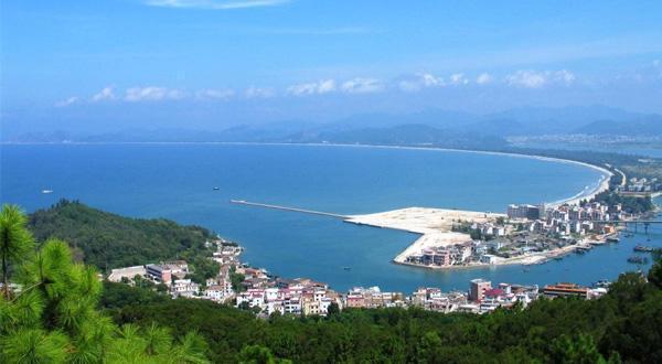 广东·惠州·巽寮湾候鸟康养度假双飞7天6晚游