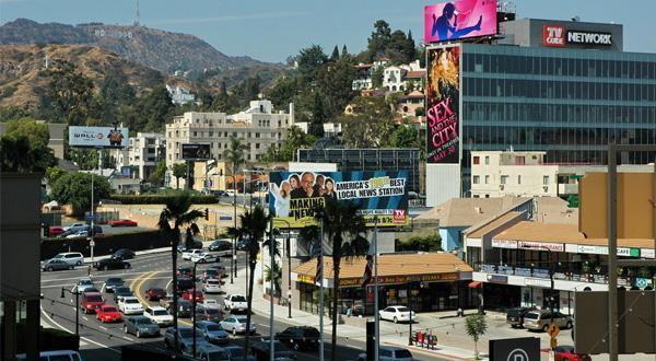 洛杉矶景观