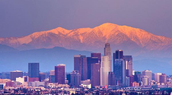 洛杉矶景色