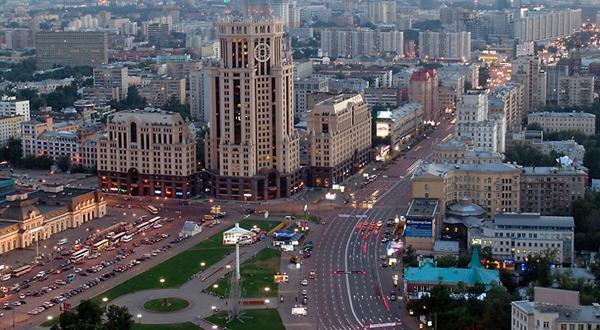莫斯科风光