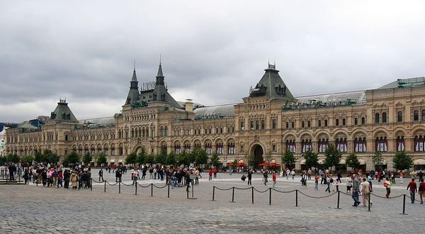 莫斯科风景