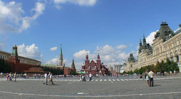 莫斯科景色