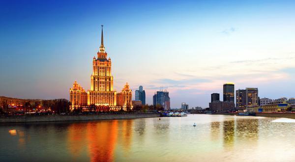 莫斯科美景