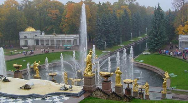 圣彼得堡风光