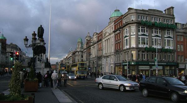 都柏林美景