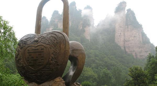 杨家界美景