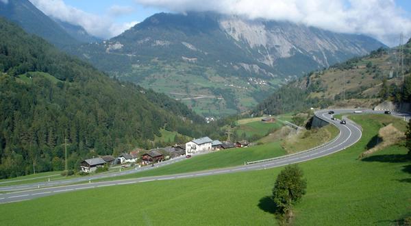 日内瓦风景