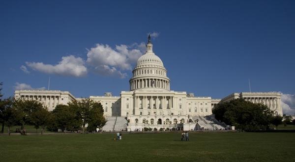 华盛顿国会大厦