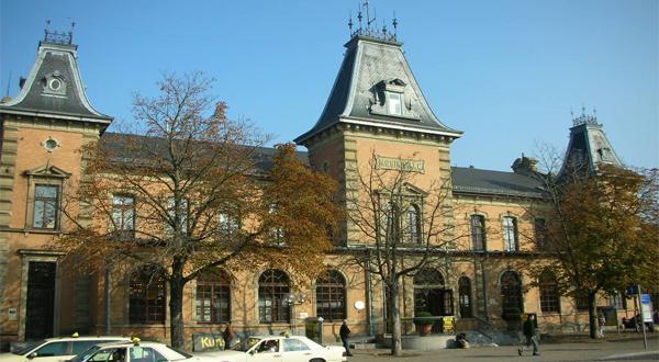 巴登城市街道