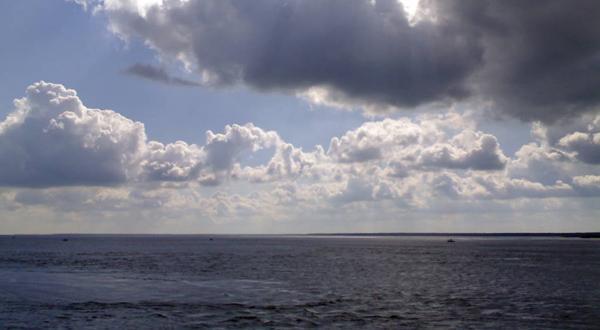 拉多加湖风景