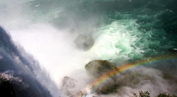 水牛城尼亚加拉瀑布美景