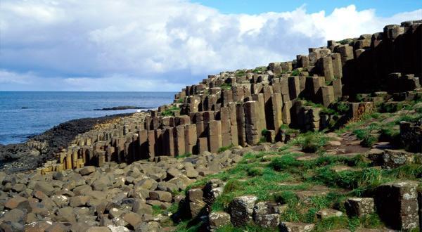 北爱尔兰巨人堤