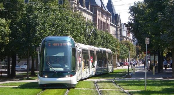 斯特拉斯堡电车