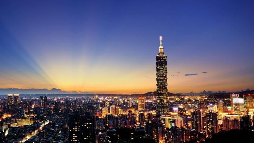 台湾环岛尊享8日游