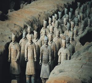 千古风情—兵马俑、华清宫、骊山风景区