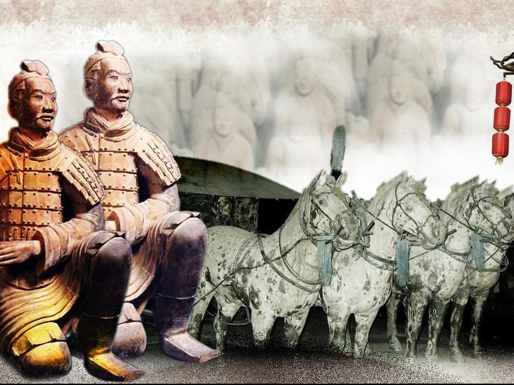 东线一日游(兵马俑、华清宫)