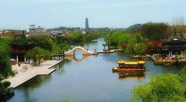 【相约江南】 华东六市+扬州+灵山大佛祈福+双水乡乌镇/南浔水乡婚礼 双飞6日游