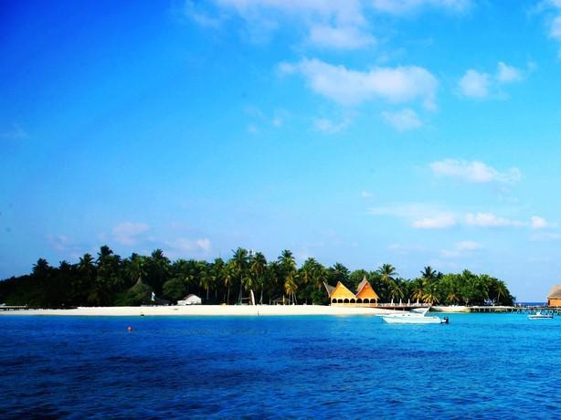 【太阳岛】马尔代夫5晚7日自助游西安直飞,高性价比,内陆飞机+快艇