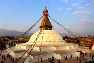 尼泊尔+蓝毗尼8晚9天