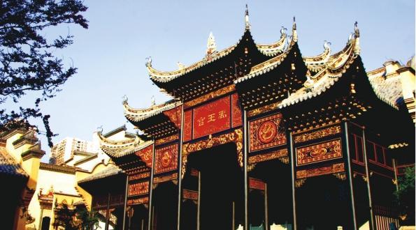 顺道游重庆三峡双卧6日游