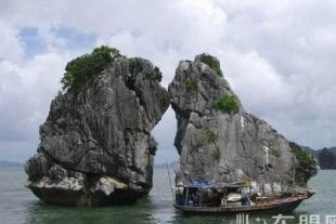 南宁、北海、越南河内、下龙湾双飞7日游