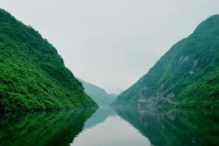 中坝大峡谷•后柳水乡•汉江三峡二日游