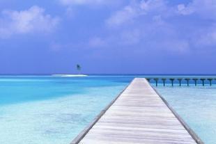 【马尔代夫白金岛5晚7日自助游】西安直飞马尔代夫,阿达郎集团,沙屋四星,水屋五星,可一价全包。
