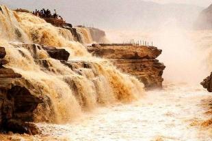黄河壶口瀑布,轩辕庙,黄帝陵,延安-陕北纯玩无自费二日游