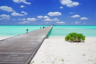 【马尔代夫神仙珊瑚岛5晚7日自助游】西安直飞马尔代夫,六星岛屿,A级潜水,内陆飞机50分钟+快艇20分钟;
