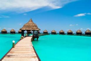 【蓝美岛】马尔代夫5晚7日自助游 西安直飞,快艇上岛,中文服务,超高性价比