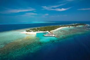 【马尔代夫奥璐岛5晚7日自助游】西安直飞马尔代夫,艾茉菲尔酒店集团,快艇上岛,一价全包