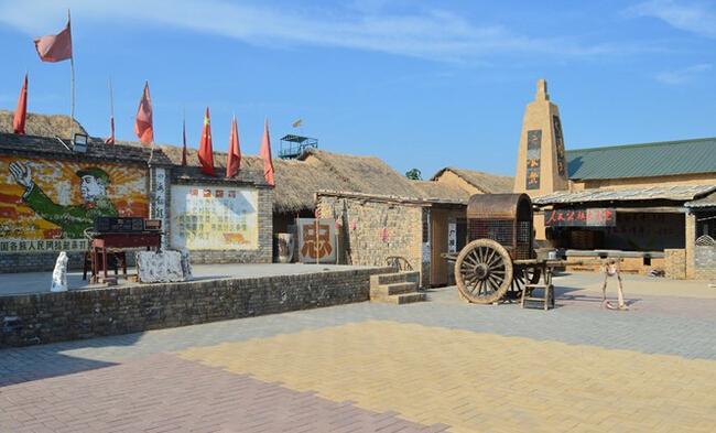 高陵场畔耕文化博览园:西安市首个非遗保护传承示范基地挂牌