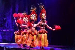 波利尼西亚舞蹈